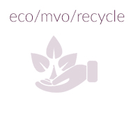 Eco / MVO / recycle